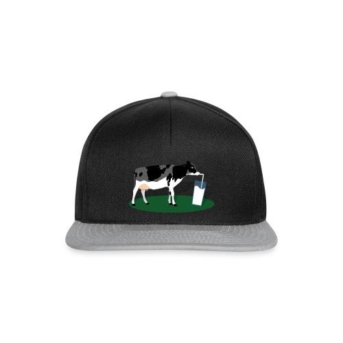 RECHARGING COW - Snapback Cap