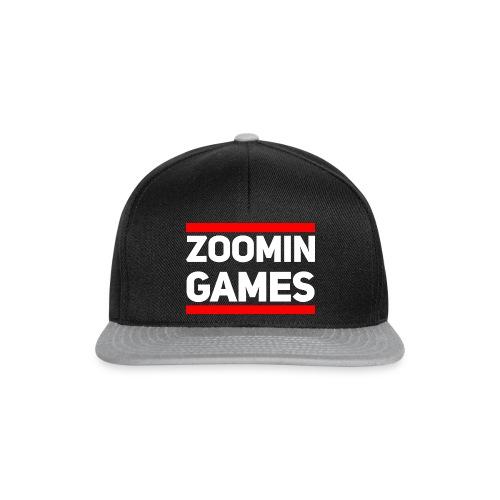 9815 2CRun ZG White - Snapback Cap