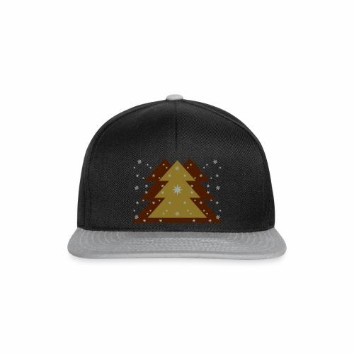 Weihnachten und Schnee - Snapback Cap