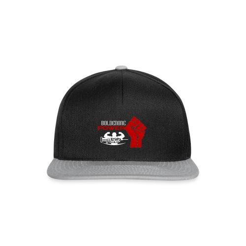 Boldenon Label - Snapback Cap