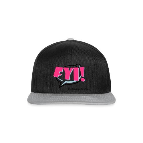 FYI.ai - Snapback Cap