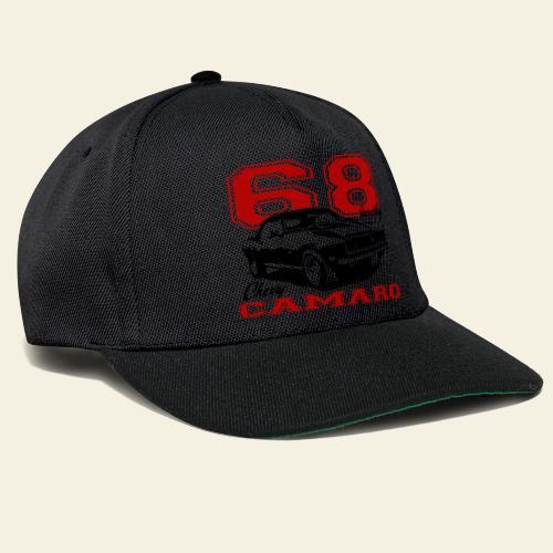 68 camaro sixty eight - Snapback Cap