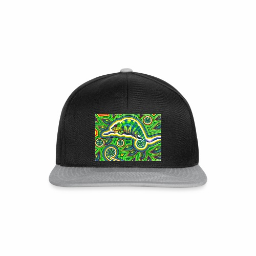 Chamäleon - Snapback Cap