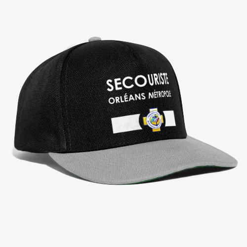 Gamme Secouriste FFSS - Casquette snapback