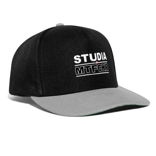 STUDIA MTFCKR - Snapback Cap