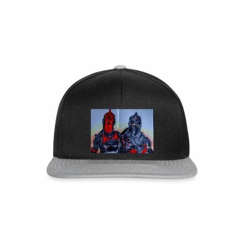 Selbstzeichnung - Snapback Cap