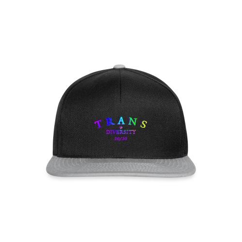 TRANSGENDER DIVERSITY AGENDA 20/20 LGBTQIA - Snapback Cap