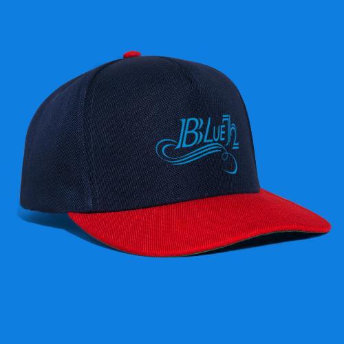 Logo BLUE72 - Snapback Cap