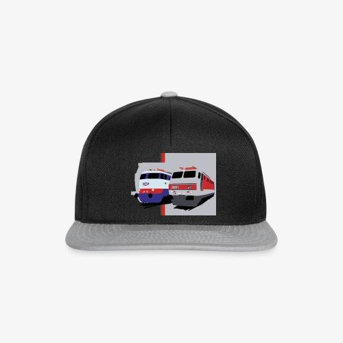 FS E444 / E444R - Snapback Cap