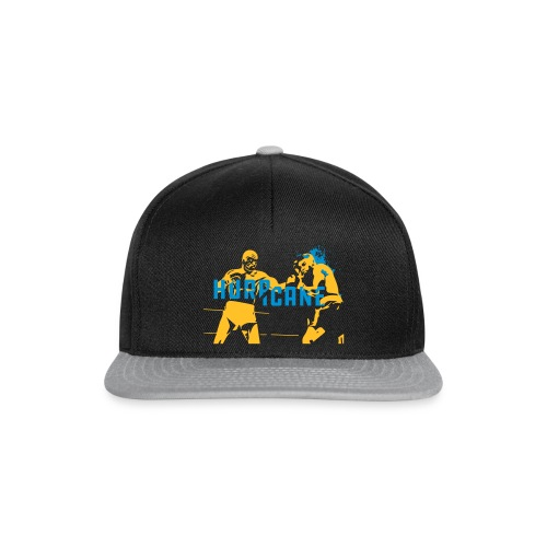 boxing tribute to boxer Hurricane - Czapka typu snapback