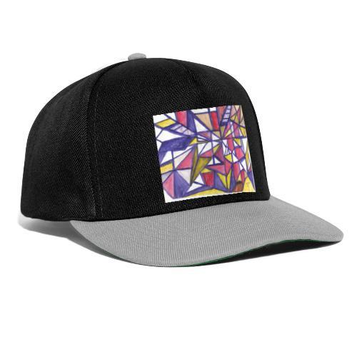 Flickenteppich - Snapback Cap