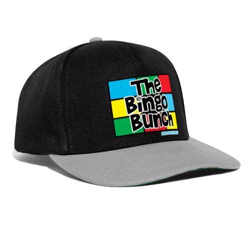 BINGO BUNCH MONDRIAN - Snapback Cap