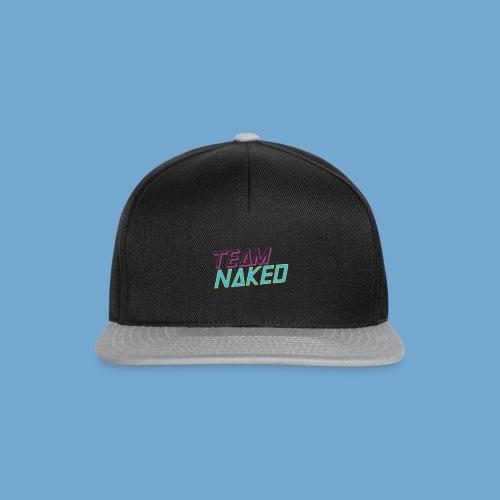 Team Naked - Snapback Cap