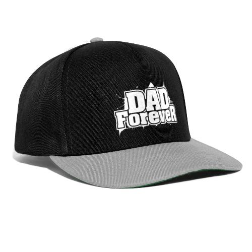 dad forever - Casquette snapback