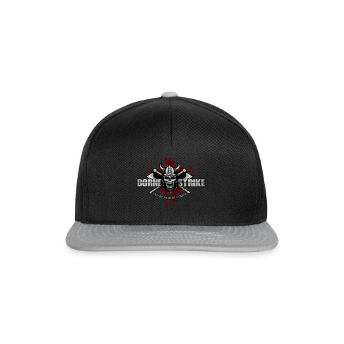 Borne To Strike extreme paintball scenario - Snapback Cap