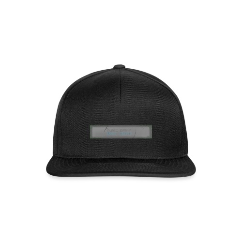 RUNIC_GARMZ - Snapback Cap