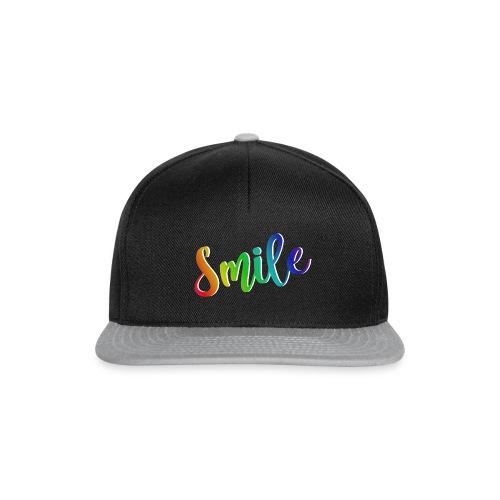 smile - Gorra Snapback