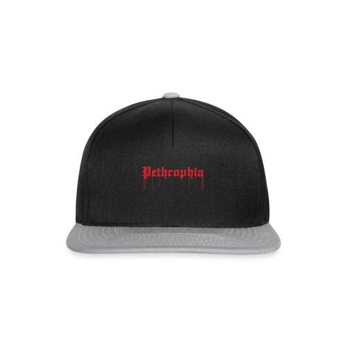 just_pethrophia - Snapback Cap