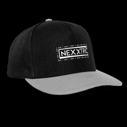 chemise nexxtric - Casquette snapback