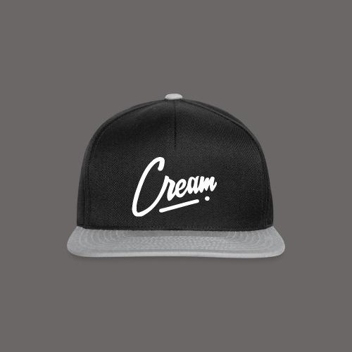 Cream - Casquette snapback