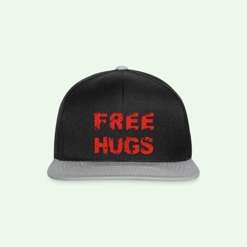 Free Hugs // Flirten // T-Shirt - Snapback Cap