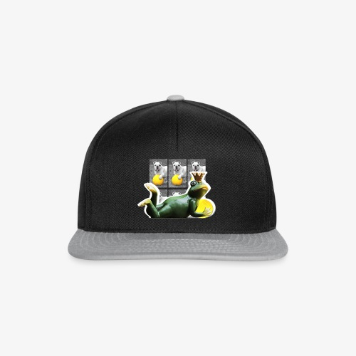malicious frog - Casquette snapback