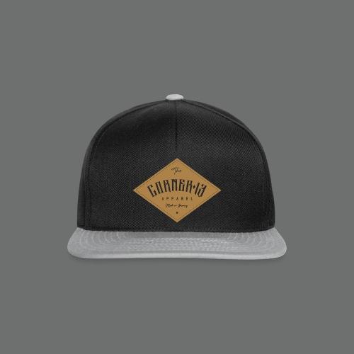 Patchwork Logo - Snapback Cap