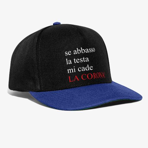 LA CORONA! - Snapback Cap