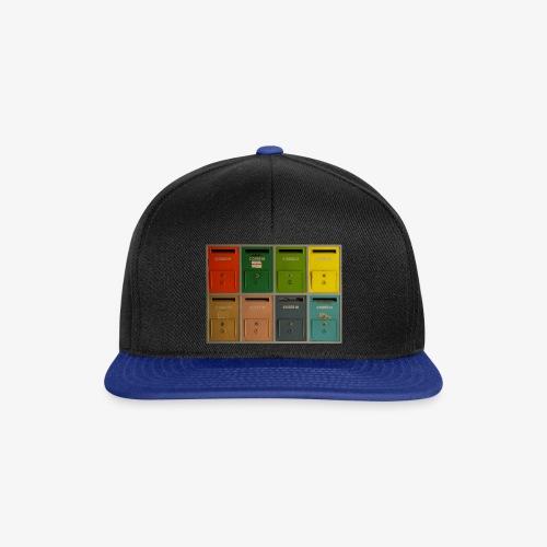 Briefkasten - Snapback Cap