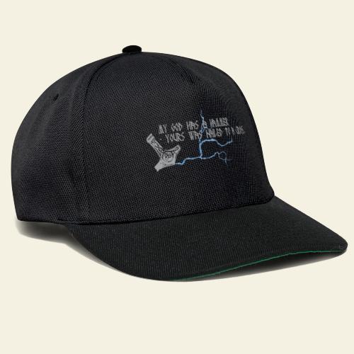 mjlner - Snapback Cap