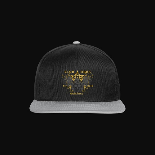 Club Dark Original - Snapback Cap