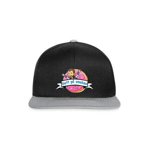 Sett på smaken - Snapback-caps