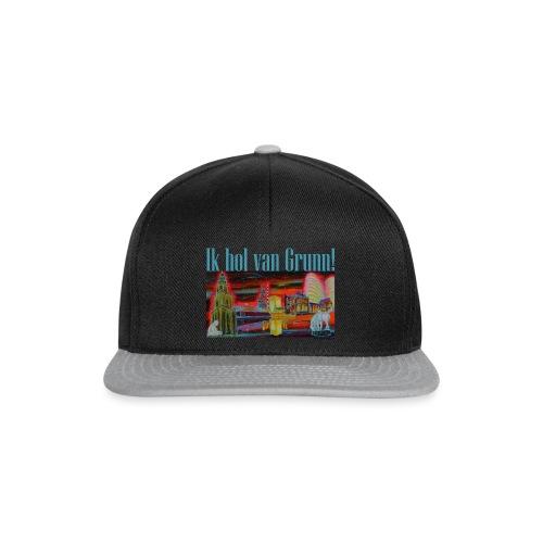 Ik hol van Grunn - Snapback cap