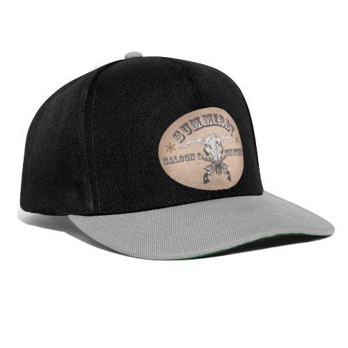 Summerby Saloon - Snapback Cap