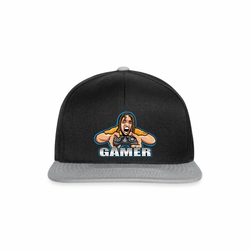 Gamer - Gorra Snapback