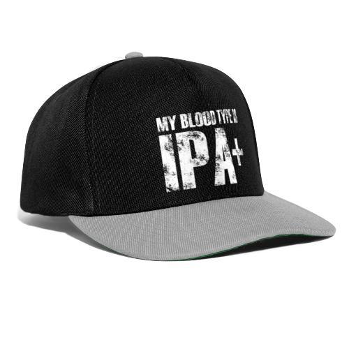 My Blood Type Is IPA Plus - Czapka typu snapback