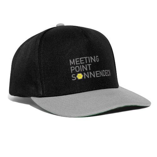 EBERTPLATZ KÖLN - Meeting Point Sonnendeck - Snapback Cap