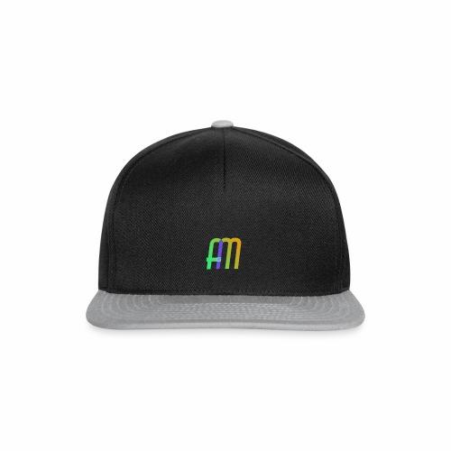 AM Logo - Snapback Cap