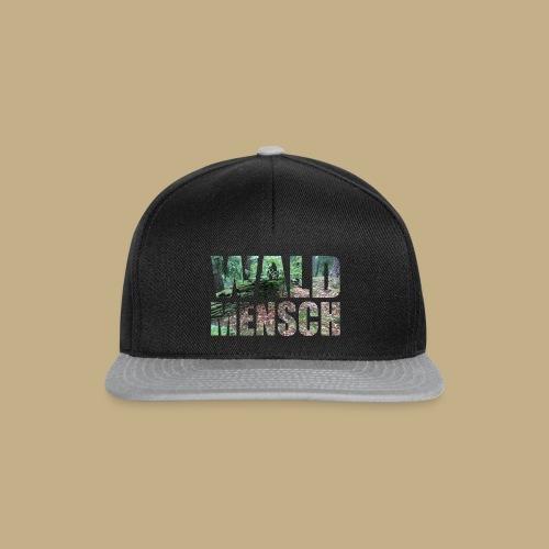 Wald Mensch - Snapback Cap