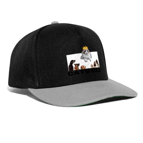 Cats Rule - Snapback Cap