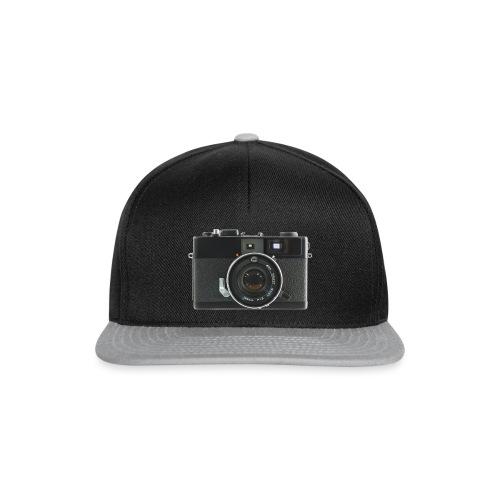 Vintage Camera Auto S3 - Snapback Cap
