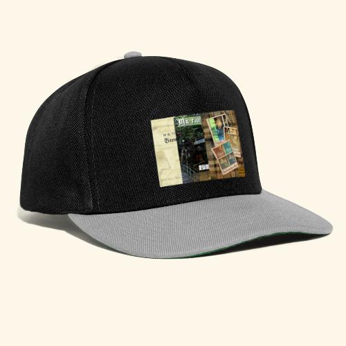 3 albums by M & The Congregation - Snapback Cap