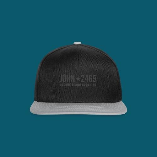 JOHN2469 prova per spread - Snapback Cap