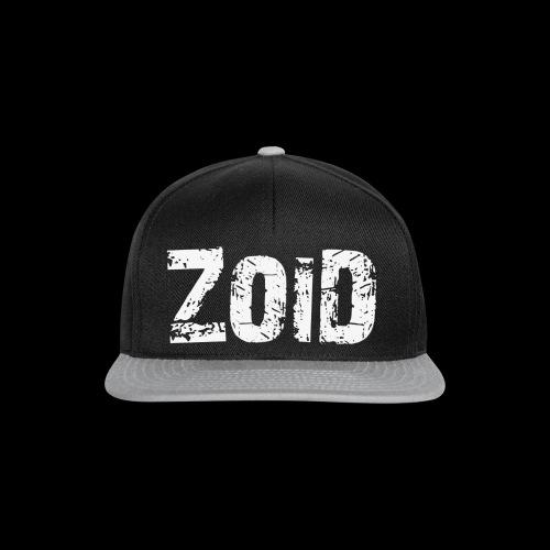 ZOID ONLY - Snapback Cap
