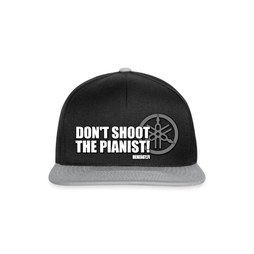 Don't Shoot The Pianist - Snapback Cap