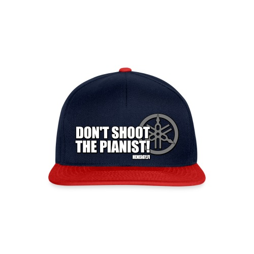Don't Shoot The Pianist - Snapback Cap