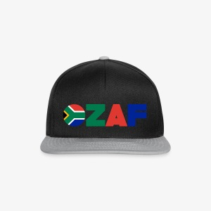 South Africa - Snapback Cap