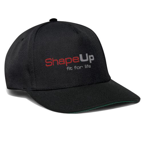 ShapeUp -fit for life- - Snapback Cap
