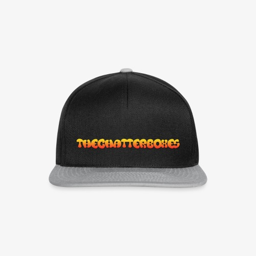 TheChatterBoxes Best Sellers - Snapback Cap