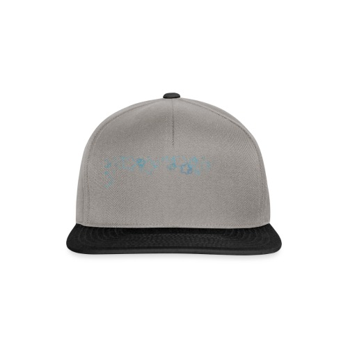 Blue Stars - Snapback Cap